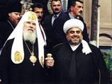 Алексий II награжден… высшим орденом мусульман Кавказа!