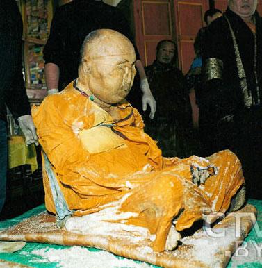 Даши Доржо Итигэлов - Пандита Хамбо-Лама XII
